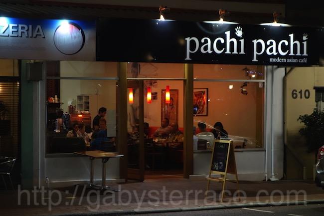 ヴィクトリアパークのPachi Pachi