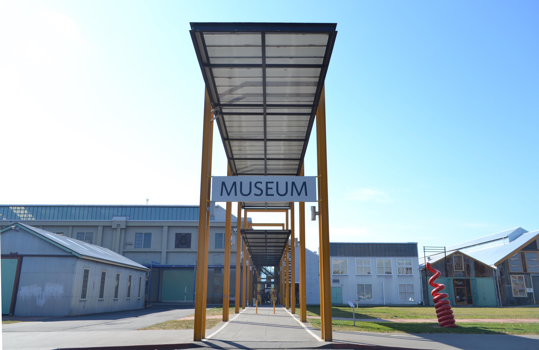 タスマニアへ:ローンセストンのクイーンビクトリア博物館と美術館