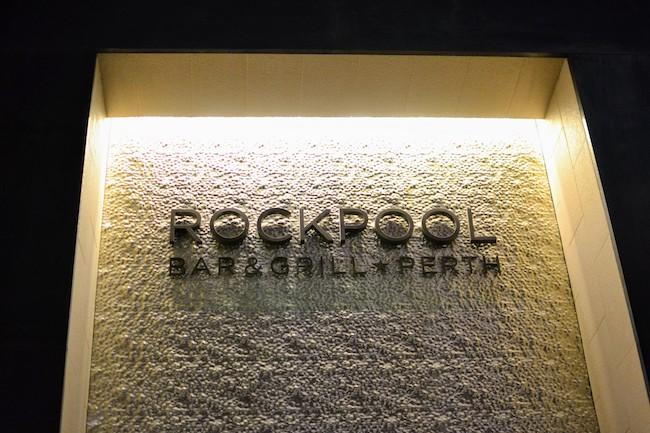 バースウッド・クラウンプラザのRockpool Bar & Grill